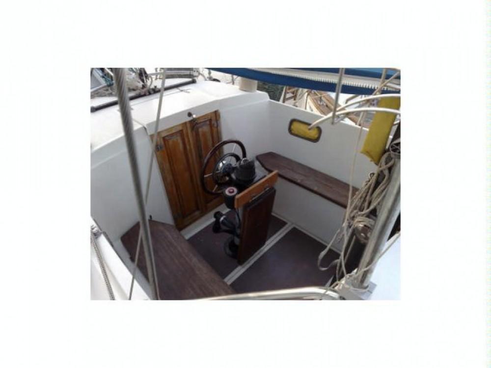 Bootverhuur Fjord Fjord 28 in Agde via SamBoat