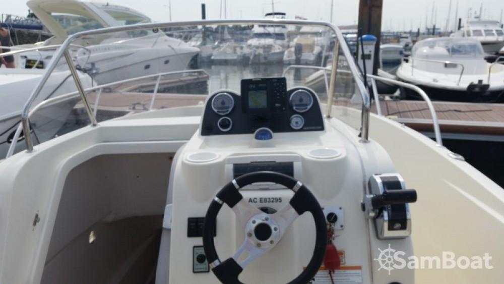 Huur Motorboot met of zonder schipper Quicksilver in Parentis-en-Born