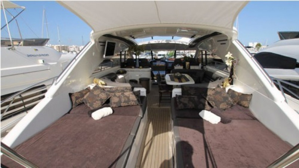Bootverhuur Princess Princess V65 in Canet-Plage via SamBoat