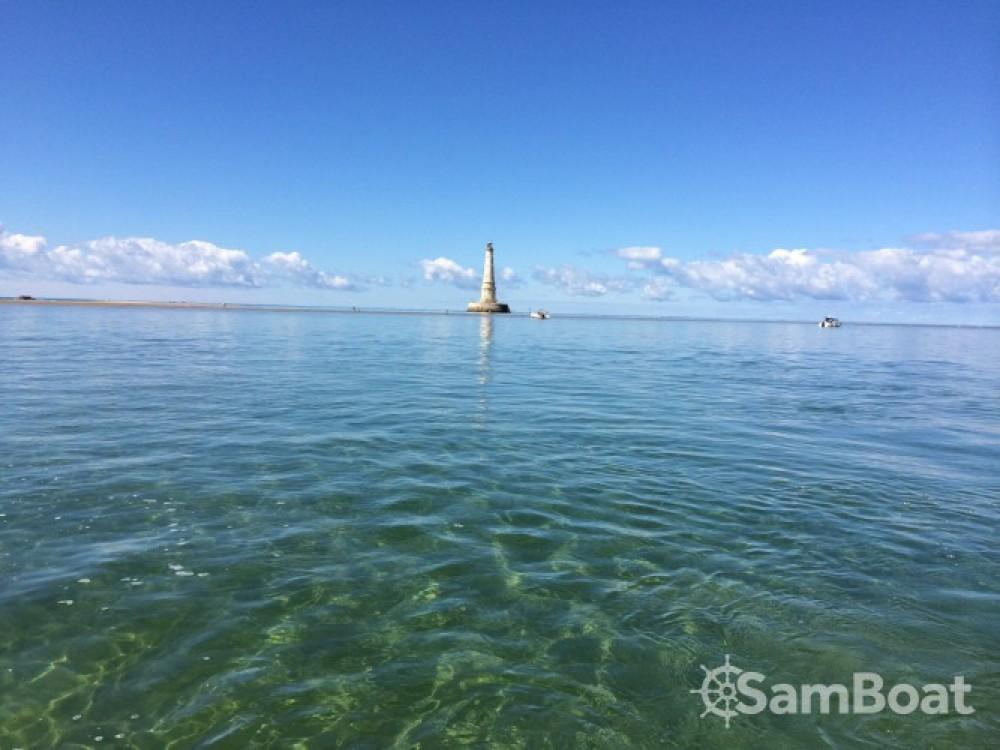 Jachthuur in Saint-Georges-de-Didonne - Capelli Tempest 600 via SamBoat