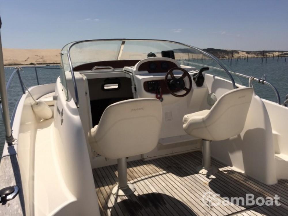 Verhuur Motorboot in Arcachon - Jeanneau Cap Camarat 755 WA