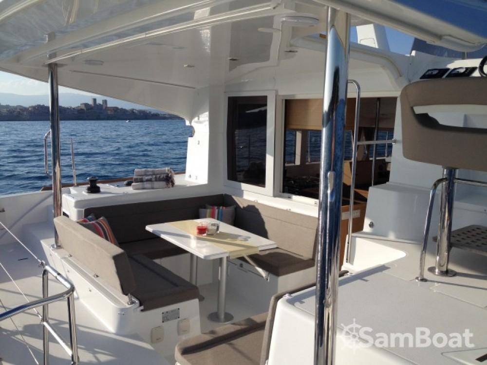 Huur Motorboot met of zonder schipper Lagoon in Cannes