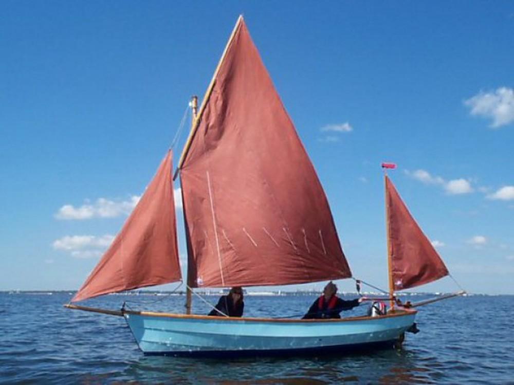 Verhuur Zeilboot in Urrugne - Honnor Marine Devon Lugger