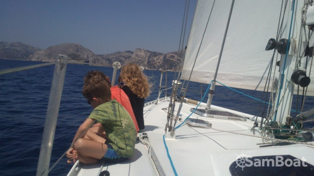 Verhuur Zeilboot in Marseille - Alu-Boat-Prestige RIO
