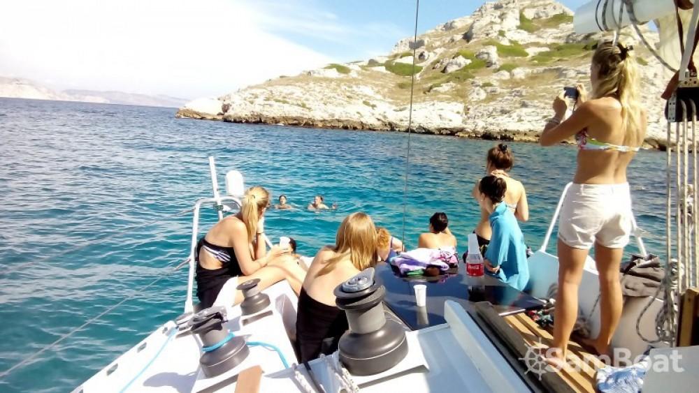 Jachthuur in Marseille - Alu-Boat-Prestige RIO via SamBoat