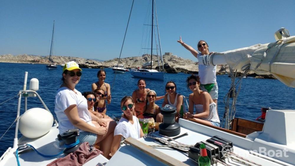 Bootverhuur Marseille goedkoop RIO