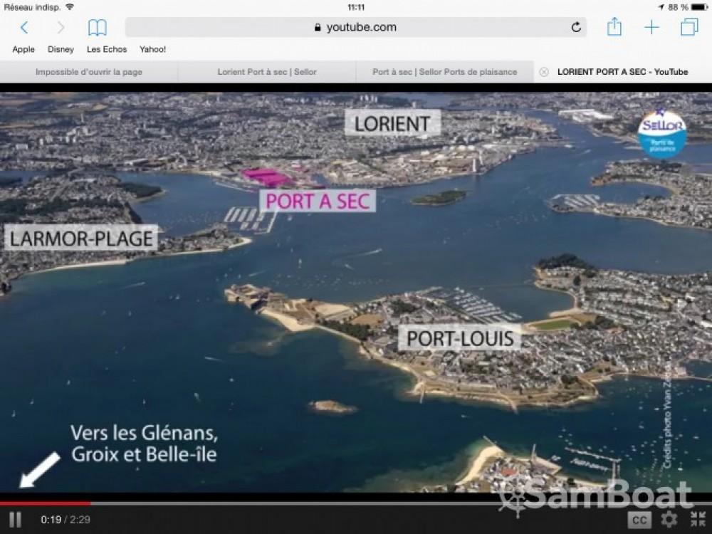 Jachthuur in Lorient - Northstar 205WRT via SamBoat