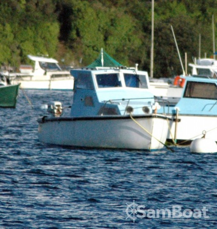 Jachthuur in Plougasnou - Syla Pêche promenade 6,46m via SamBoat