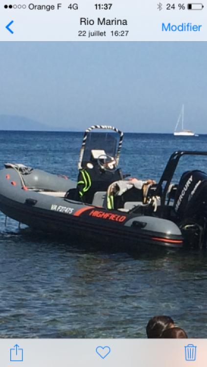 Jachthuur in Saint-Malo - Highfield Ocean Master 540 via SamBoat
