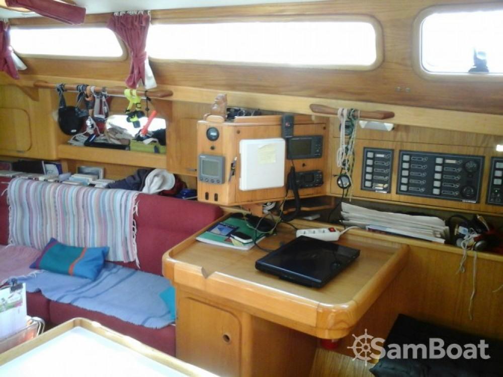 Alubat Ovni 345 Di te huur van particulier of professional in Valle-di-Campoloro
