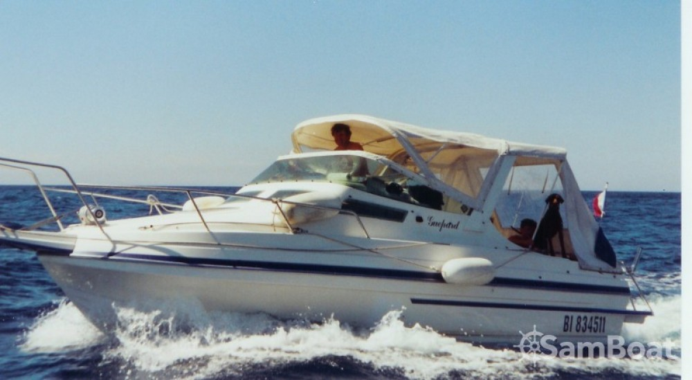 Verhuur Motorboot in La Londe-les-Maures - Rocca Guepard