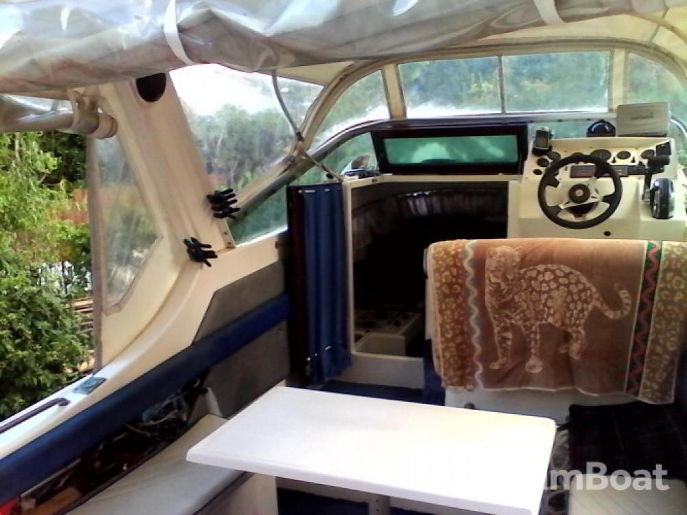 Verhuur Motorboot Rocca met vaarbewijs