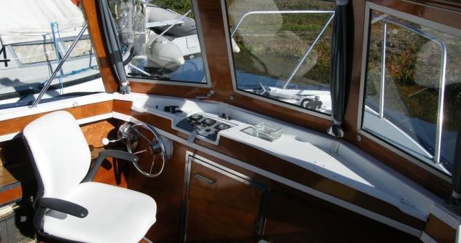 Bootverhuur Tuckermann Houseboat in Messac via SamBoat