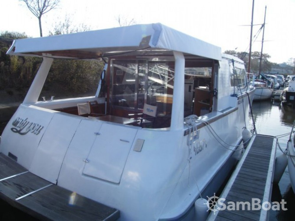 Verhuur Woonboot Tuckermann met vaarbewijs