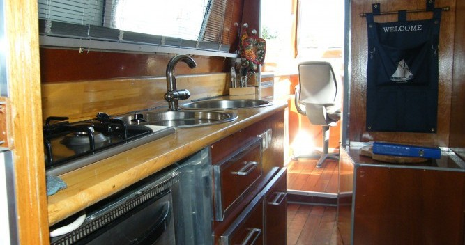 Jachthuur in Messac - Tuckermann Houseboat via SamBoat