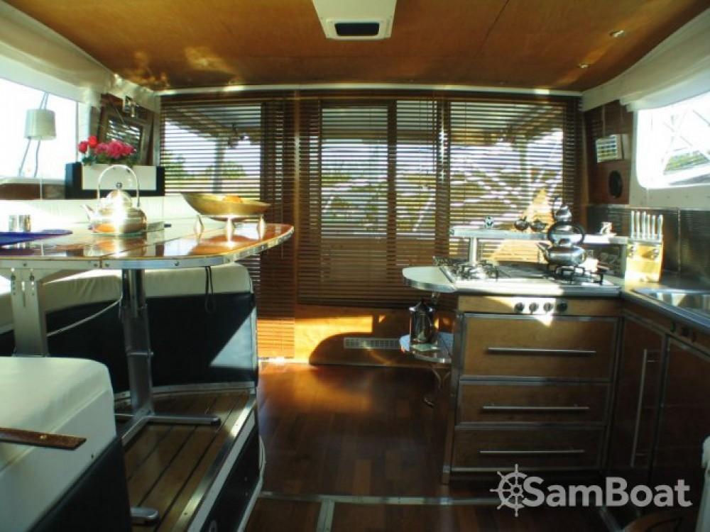 Verhuur Woonboot in Guipry-Messac - Tuckermann Houseboat