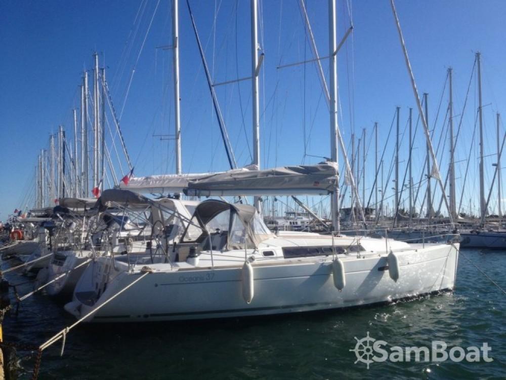 Jachthuur in Toulon - Bénéteau Oceanis 37 via SamBoat