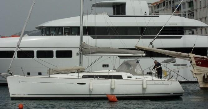 Bootverhuur Toulon goedkoop Oceanis 37