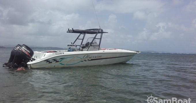 Motorboot te huur in Le François voor de beste prijs