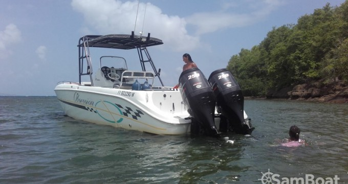 Baja sportfish te huur van particulier of professional in Le François