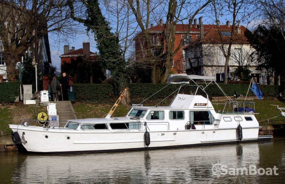 Jachthuur in Paris - Waddencruiser Vedette Hollandaise via SamBoat