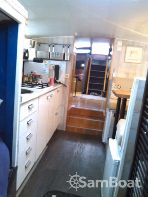 Bootverhuur Waddencruiser Vedette Hollandaise in Parijs via SamBoat