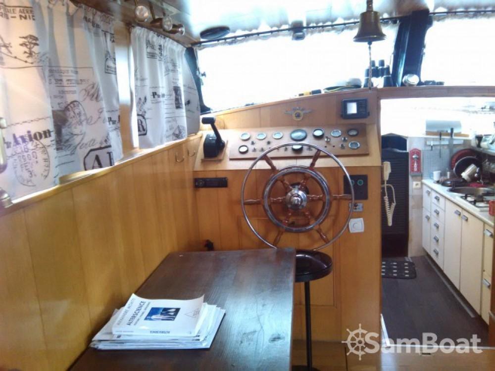 Verhuur Woonboot in Paris - Waddencruiser Vedette Hollandaise