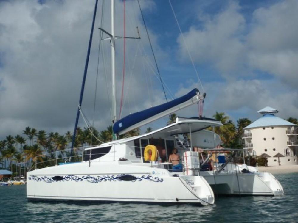 Huur Catamaran met of zonder schipper Fountaine Pajot in Martinique