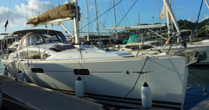 Jeanneau Sun Odyssey 42 DS te huur van particulier of professional in Martinique