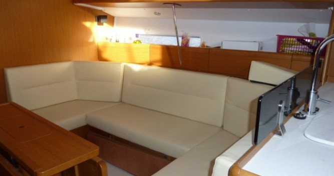 Bootverhuur Jeanneau Sun Odyssey 42 DS in Martinique via SamBoat
