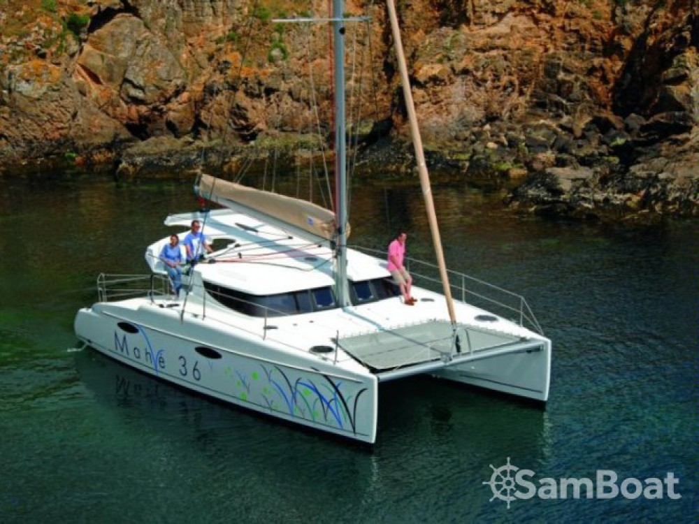 Bootverhuur Fountaine Pajot Mahe 36 Evolution in Martinique via SamBoat