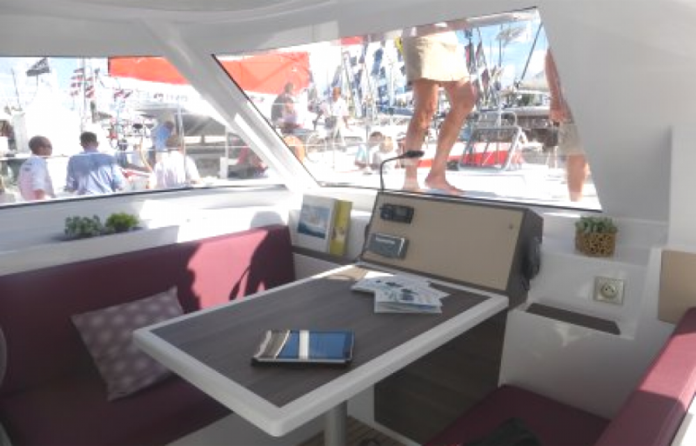 Verhuur Catamaran in Martinique - Nautitech Open 40