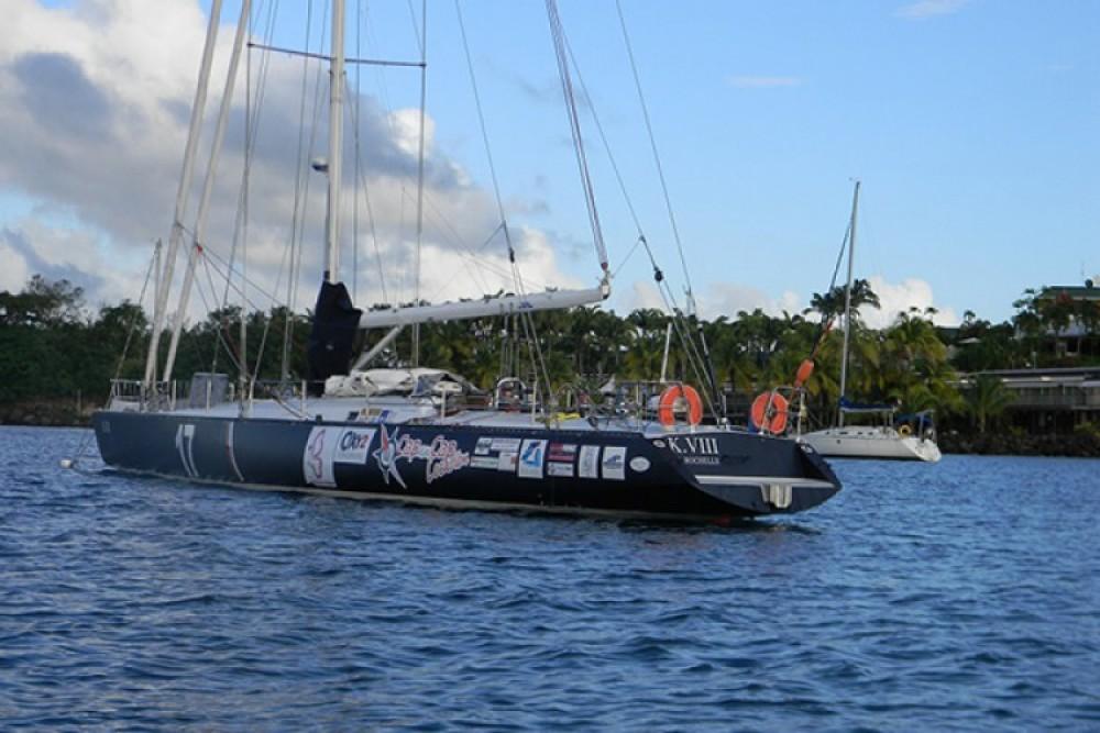 Huur Zeilboot met of zonder schipper Mauric-Pouvreau in La Rochelle