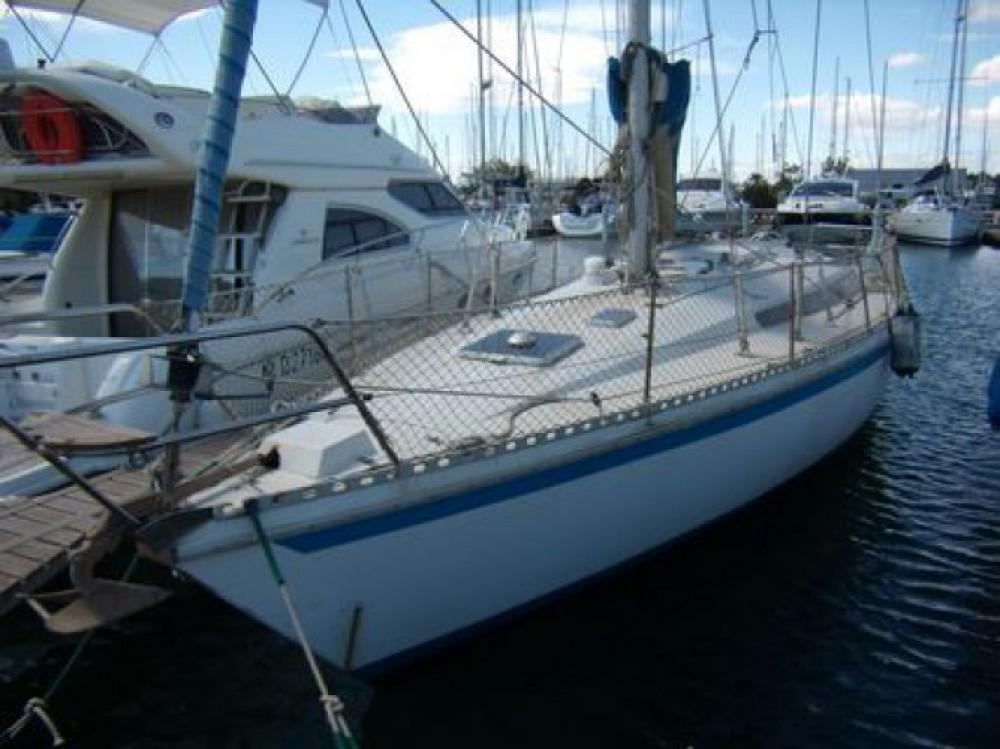 Zeilboot te huur in Siouville-Hague voor de beste prijs