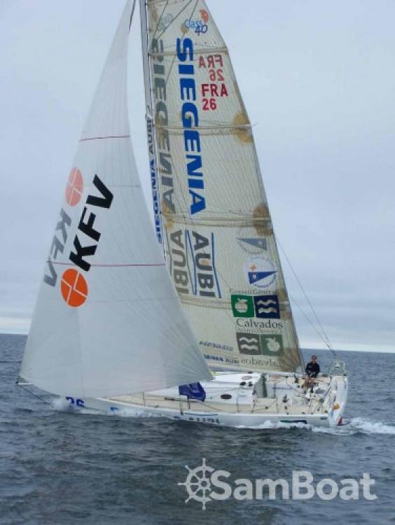 Verhuur Zeilboot Jumbo met vaarbewijs