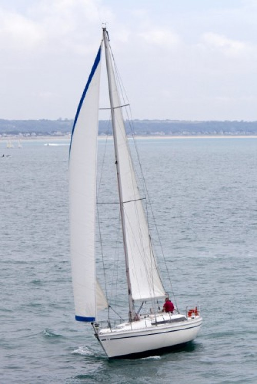 Jachthuur in Siouville-Hague - Gibert Marine Gib Sea 116 via SamBoat