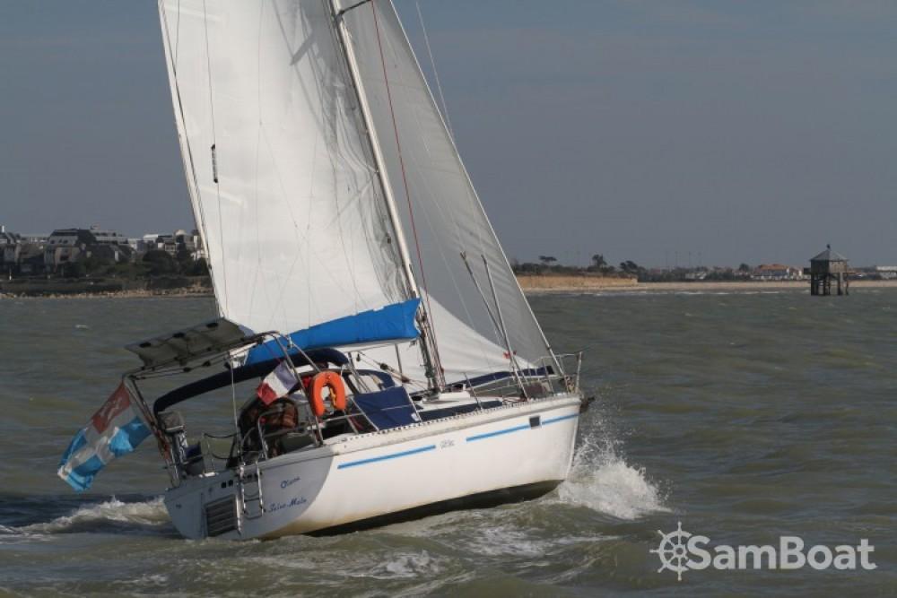 Huur Zeilboot met of zonder schipper Gibert Marine in