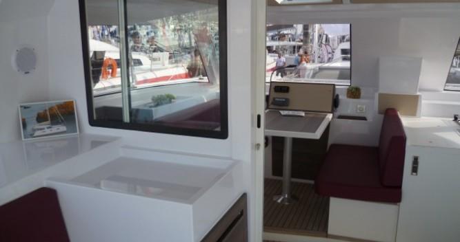 Jachthuur in Le Marin - Nautitech Nautitech Open 40 via SamBoat
