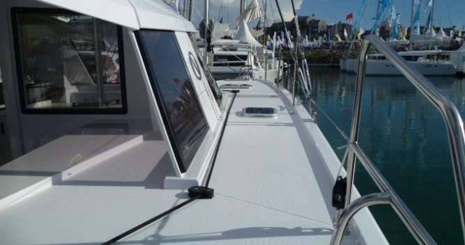 Huur Catamaran met of zonder schipper Nautitech in Le Marin