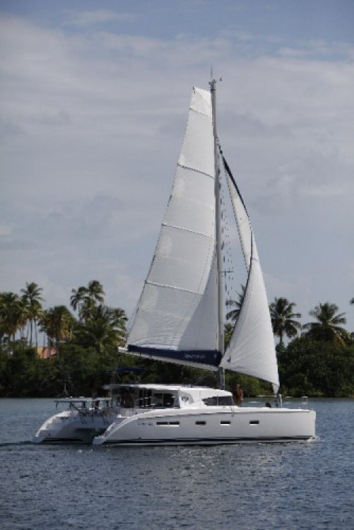 Bootverhuur Nautitech Nautitech 441 in Martinique via SamBoat
