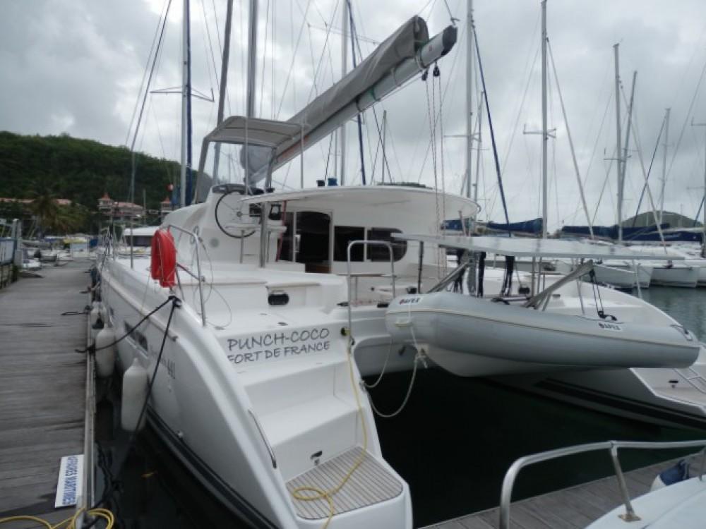 Huur een Nautitech Nautitech 441 in Martinique
