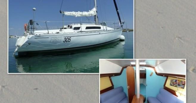 Bootverhuur Île-Tudy goedkoop First 305