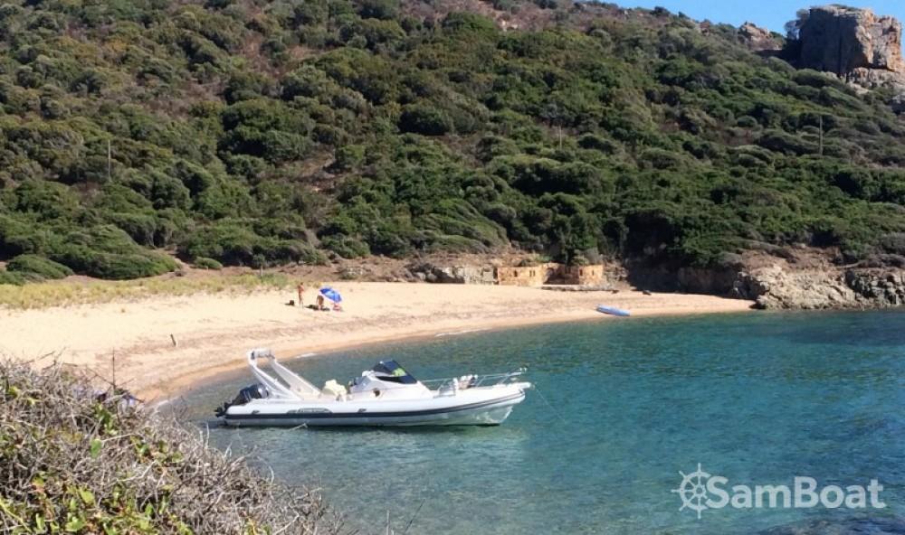 Bootverhuur Capelli Tempest 1000 WA in Ajaccio via SamBoat