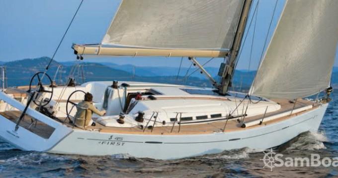 Huur Zeilboot met of zonder schipper Bénéteau in La Grande-Motte