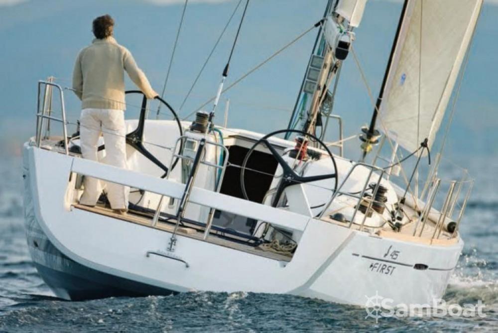 Verhuur Zeilboot in La Grande-Motte - Bénéteau First 45