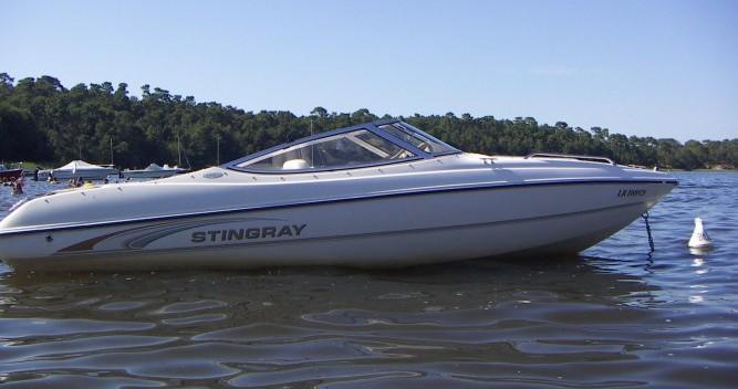 Motorboot te huur in Lacanau voor de beste prijs