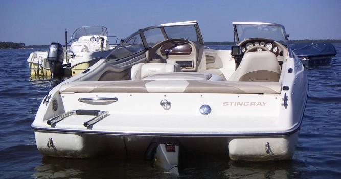 Bootverhuur Stingray ls 185 in Lacanau via SamBoat