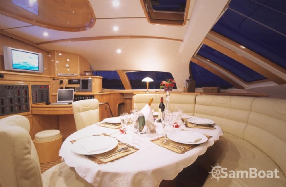 Verhuur Catamaran Alliaura-Marine met vaarbewijs