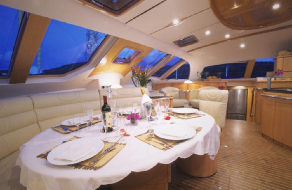 Bootverhuur Alliaura-Marine Privilege 585 in Ajaccio via SamBoat
