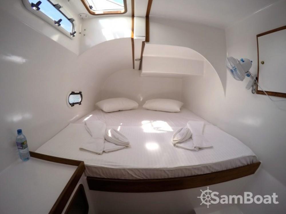 Catamaran-Jade One off 52' te huur van particulier of professional in Galle